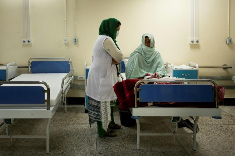 Although healthcare in Afghanistan has improved -- mainly in cities -- insecurity and poverty still have a devastating impact