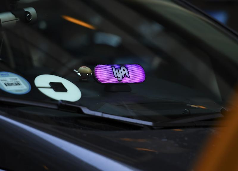 In its market debut, Lyft counters Uber with 'nice guy' image