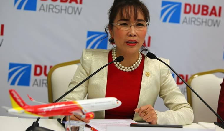 A Woman Created a Bikini Airline and Became Vietnam's First Female Billionaire