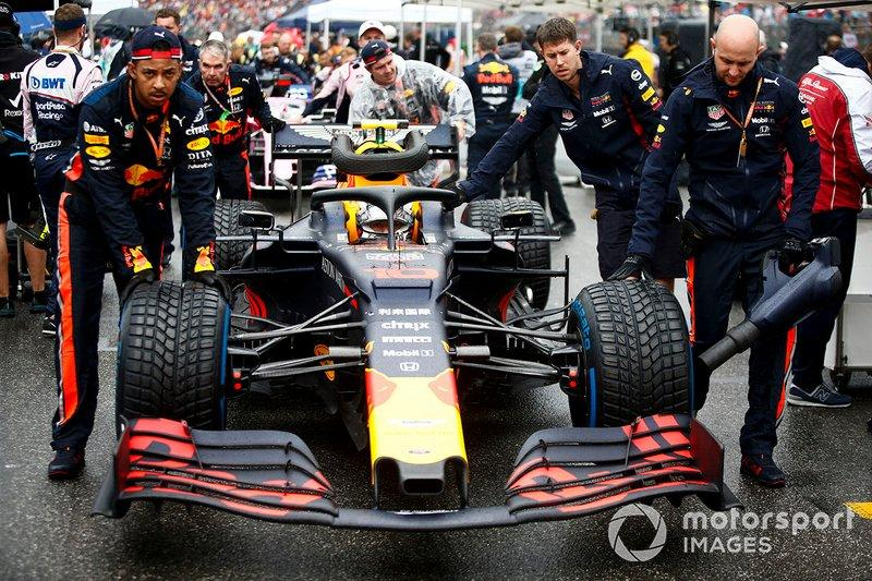 """Red Bull<span class=""""copyright"""">Andy Hone / Motorsport Images</span>"""