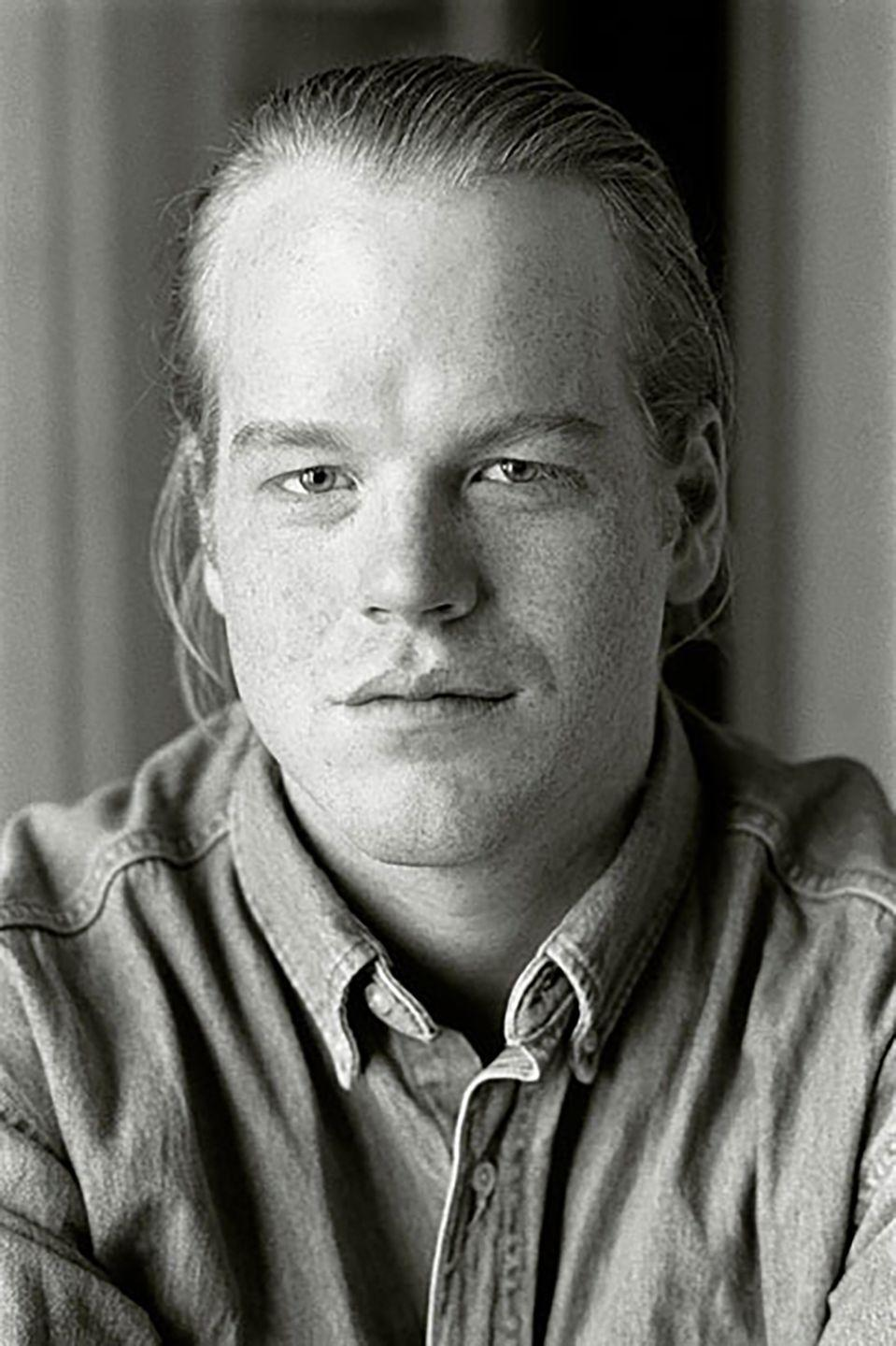 <p>A graduate from the Tisch School of the Arts, Philip Seymour Hoffman made his first film debut in <em>Triple Bogey on a Par Five Hole </em>in 1991. The turning point in his career was when he starred in <em>Boogie Nights </em>in 1997.</p>