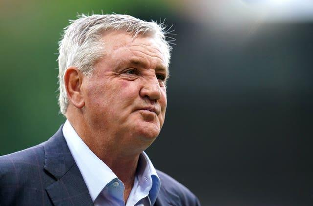 Head coach Steve Bruce knows his time in charge a Newcastle could be drawing to close