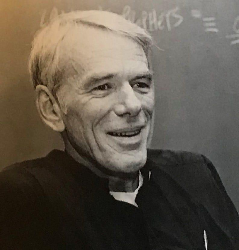 Rev. William J. O'Malley, 1984