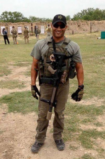 PHOTO: Jeff Bramstedt is seen here during his time as a Navy SEAL. (Jeff Bramstedt)