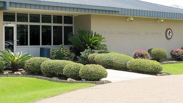 PHOTO: The entrance to the Federal Correctional Institution in Oakdale, La., is pictured in an undated photo from the Federal Bureau of Prisons website. (Federal Bureau of Prisons)