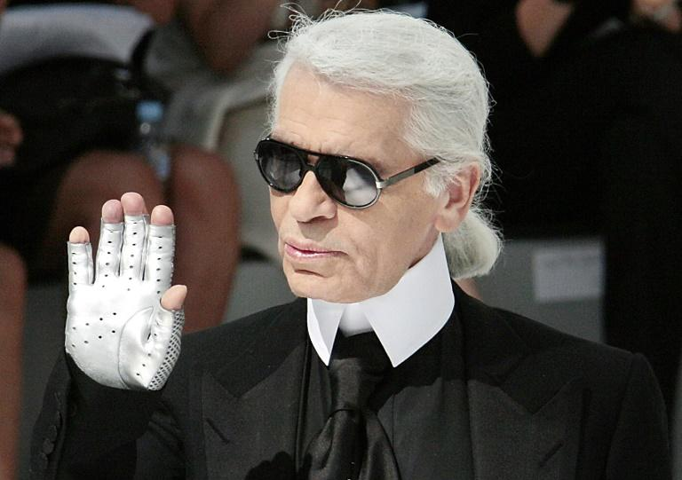 German designer Karl Lagerfeld had led Chanel since 1983