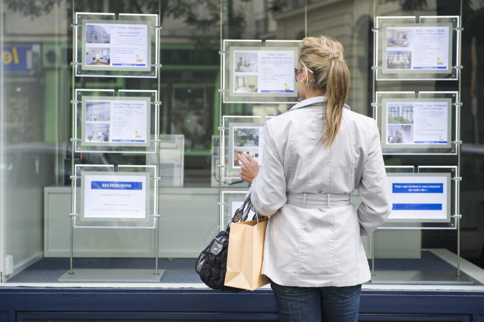 Tell-tale sign property prices will fall. Source: Getty