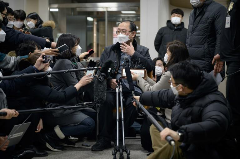 Lawyer Kim Kang-won said he was 'deeply moved' by the ruling