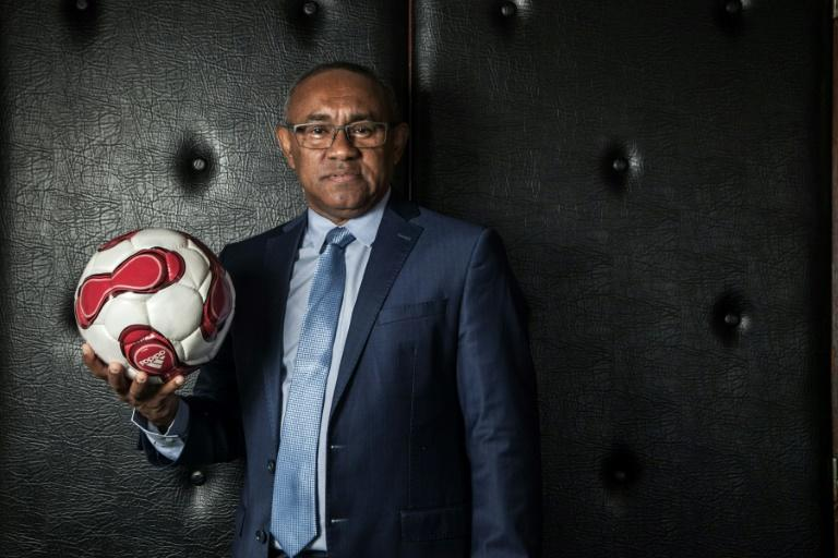 Madagascan Ahmad Ahmad has been elected president of the Confederation of African Football