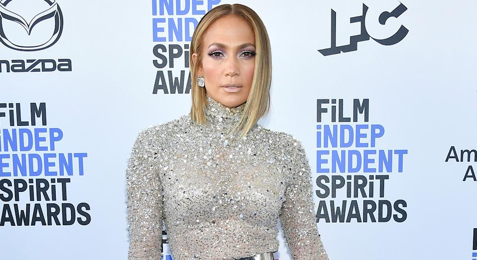 JLo launches new footwear line with DSW