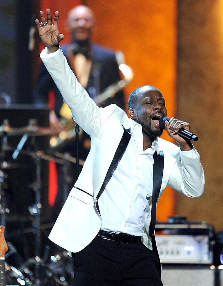 """October 17: Wyclef Jean turns 41 Kevin Winter/<a href=""""http://www.gettyimages.com/"""" target=""""new"""">GettyImages.com</a> - February 26, 2010"""