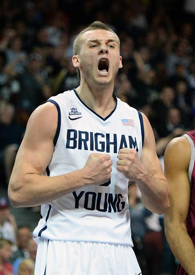 WCC Basketball Tournament - Quarterfinals - Loyola Marymount v Brigham Young