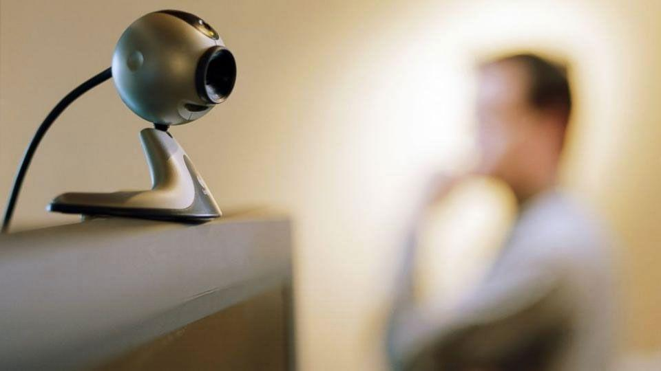 Hackers are able to access webcams through malware and can turn off the webcam light from their computers. Photo: Getty