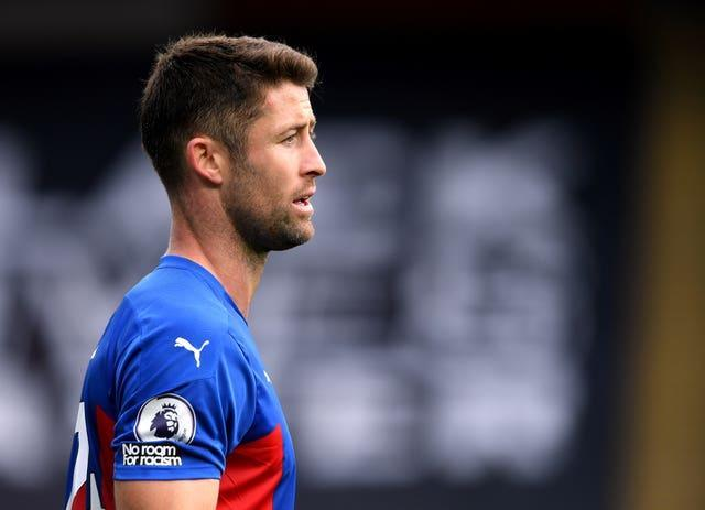 Gary Cahill was frustrated by the result at the Etihad Stadium