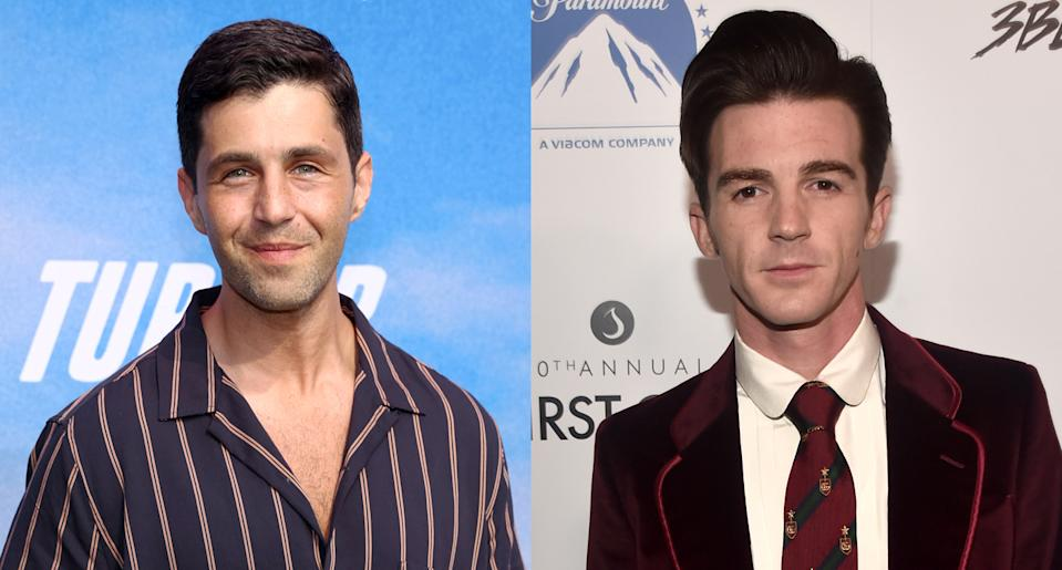 Josh Peck weighs in on former co-star Drake Bell's child endangerment scandal. (Photo: Getty Images)
