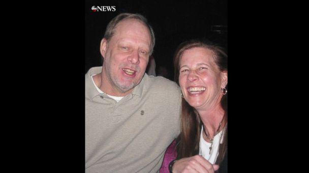 PHOTO: Stephen Paddock and Lisa Crawford are seen here in this undated file photo. (Lisa Crawford)