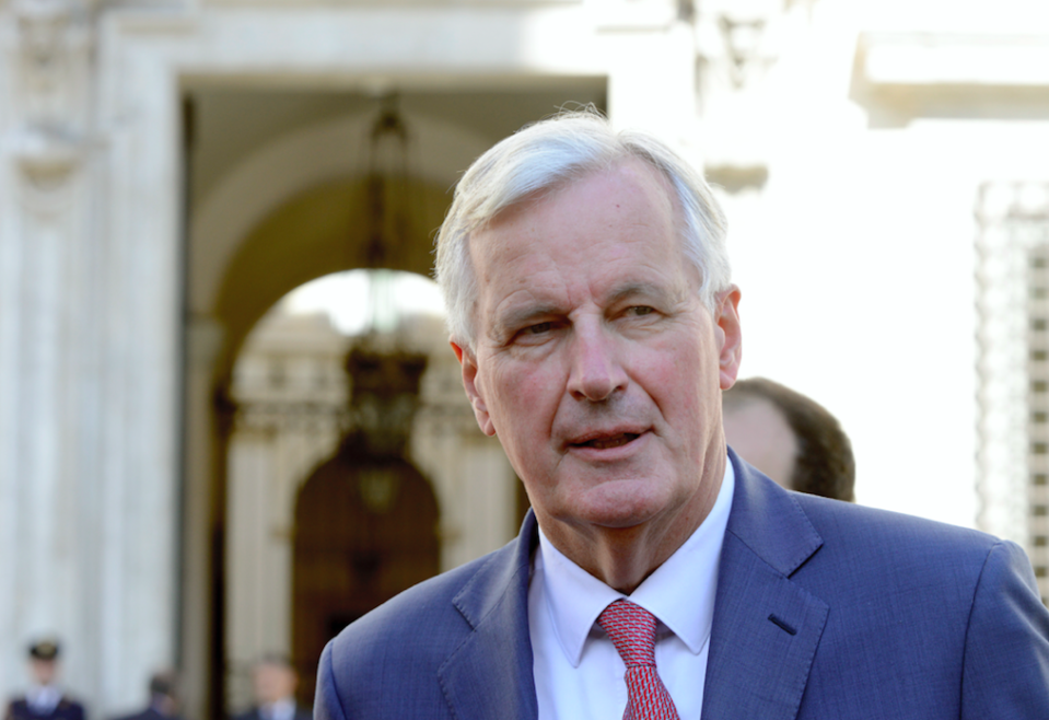 <em>EU chief negotiator Michel Barnier has reportedly said he is open to extending the Brexit transition period by a year (Getty)</em>