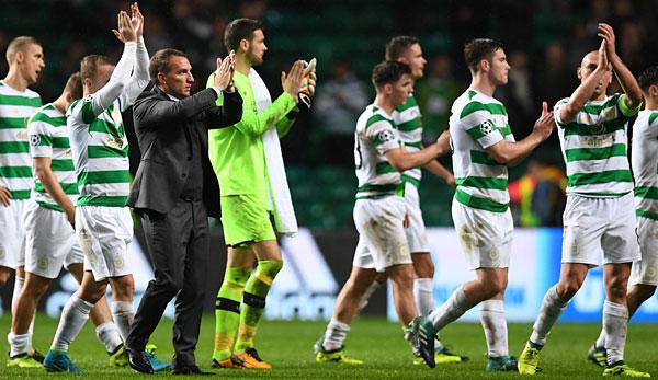 Champions League: Brendan Rodgers bei Celtic: Dilemma im Paradies