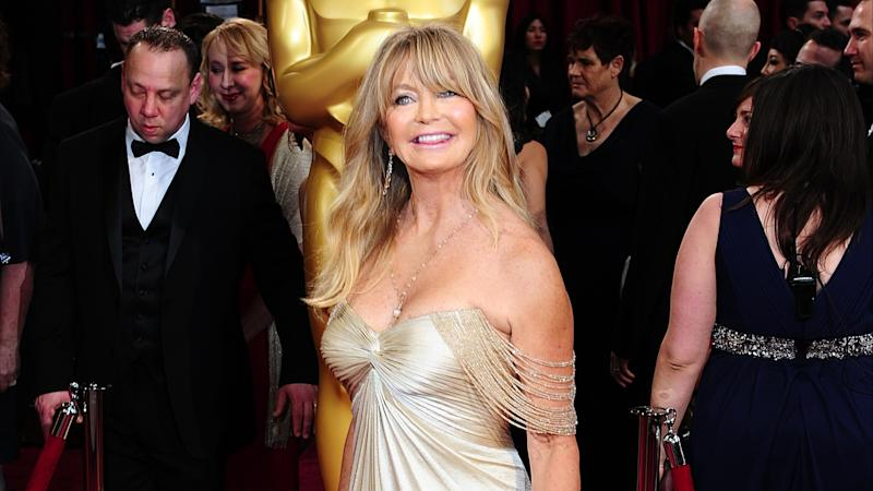 Goldie Hawn: I cry three times a day because of the pandemic