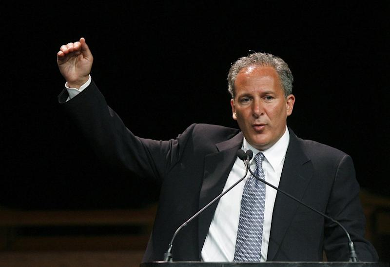 Goldbug Peter Schiff boasts that he triggered the Bitcoin price's recent plunge when he told his followers to buy silver. | Source: REUTERS / Lucas Jackson