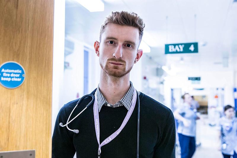Pressures: Channel 4 reveals the Confessions of a Junior Doctor: Channel 4/Ryan Mcnamara