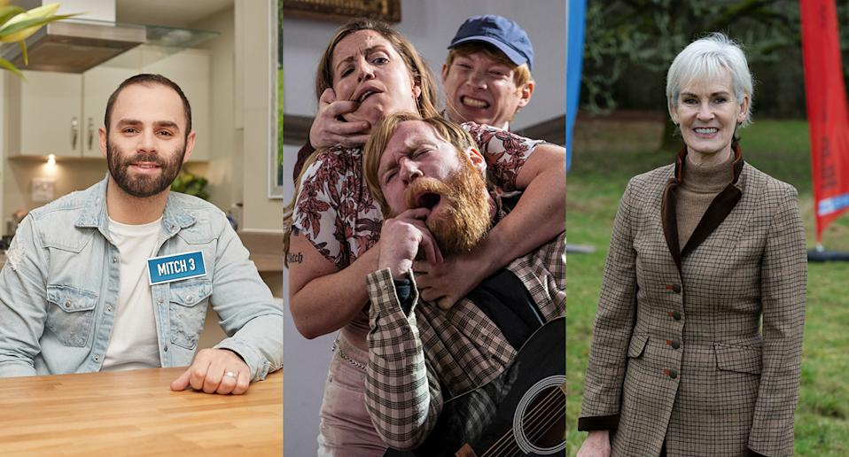 The Top TV picks for Thursday 15 April.