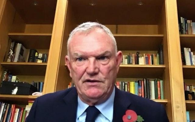 Greg Clarke, pictured, resigned from the FA over offensive remarks he made during a DCMS evidence session