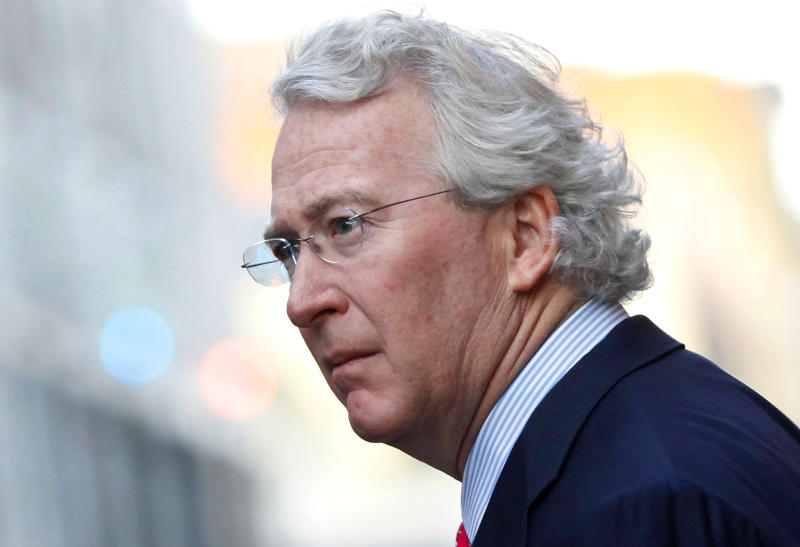 Chief Executive Officer, Chairman, and Co-founder of Chesapeake Energy Corporation Aubrey McClendon walks through the French Quarter in New Orleans, Louisiana March 26, 2012. The closure of American Energy Partners after the sudden death of McClendon will not affect companies it formed and spun off with Texas-based private equity firm Energy & Mineral Group, according to an AEP statement seen May 19, 2016. REUTERS/Sean Gardner/Files