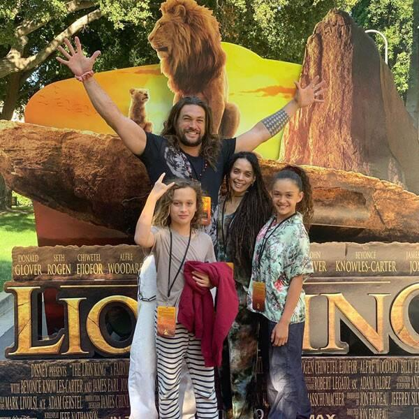 """Jason Momoa Doesn't Want His Daughter Bringing Home """"Some Dips--t Bad Boy"""""""