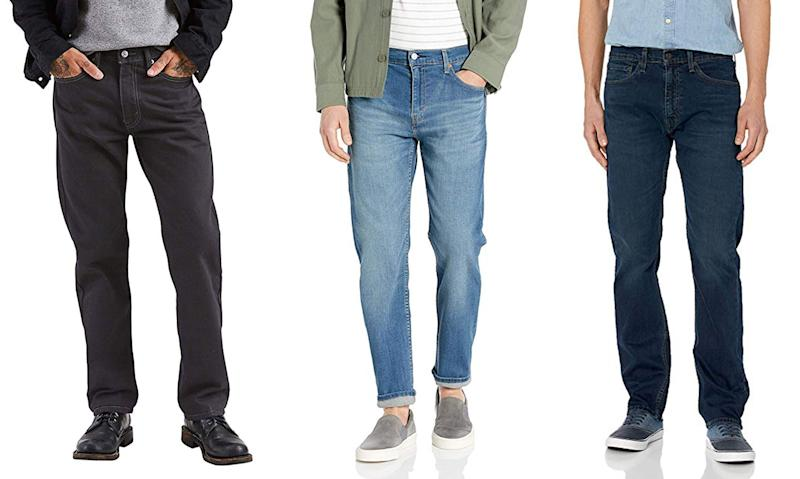 ec8d6646df4 Get your spring denim at Amazon's massive Levi's sale — up to 50 percent  off for 5 more hours!