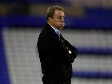 Redknapp was sacked after losing 3-1 to Preston North End at the weekend, his sixth defeat in a row.