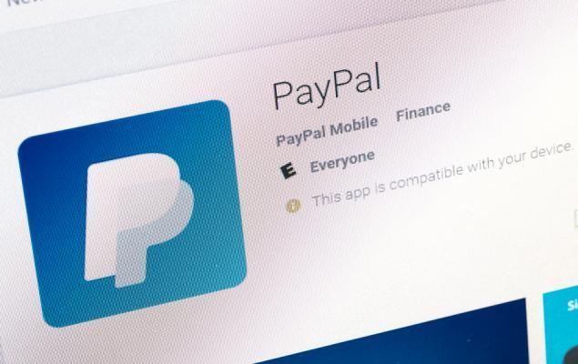 PayPal Prices Senior Notes Offering of $5B in Four Tranches