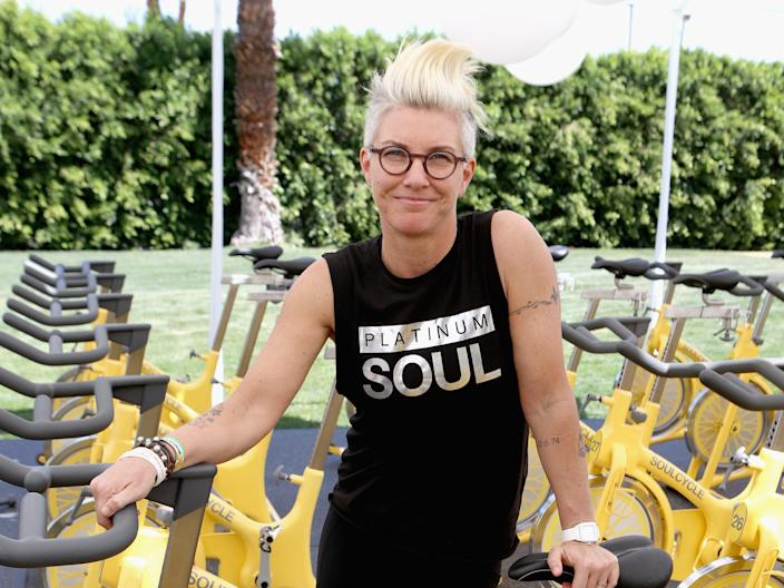 soulcycle instructor stacey griffith