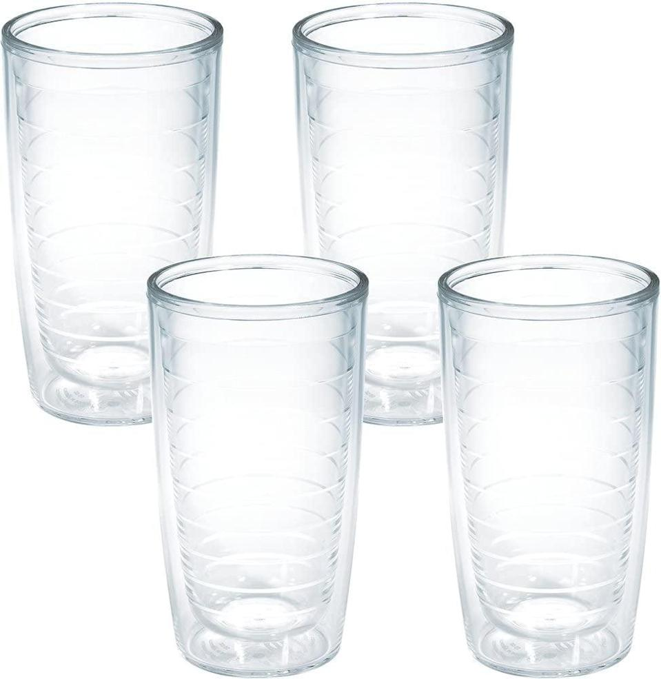 <p><span>Clear Insulated Tumbler</span> ($26, originally $35)</p>