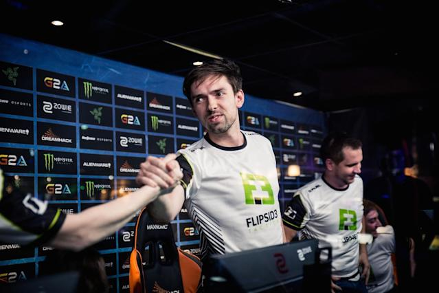 FlipSid3 Tactics played well at DreamHack Winter 2016 (DreamHack Winter Flickr/Helena Kristiansson)
