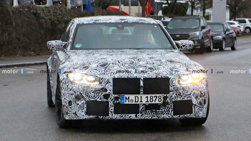 watch 2021 bmw m3 g80 go flat out at the nürburgring in