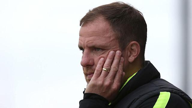 Hartlepool coach Sam Collins has had his relationship exploits exposed on Twitter by his own wife after it emerged Collins had been cheating on his wife. Collins' wife, Claire, hacked onto the former Hartlepool player's Twitter and left a series of Tweets, claiming his cheating ways 'broke his kids hearts'. Tweet from Hartlepool's assistant manager Sam Collins' account ]]>😮