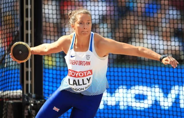 Jade Lally says athletes cannot prepare for the Olympics (Adam Davy/PA)