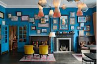 """<p>This New Town escape merges midcentury style with 21st-century design to fabulous effect. We love all the retro touches: tartan throws, bright red vintage telephone, roll top baths and record players. But it's not just the rooms that are knock-out, there's also a library stocked with Penguin classics and snacks, a gorgeous spa, BABA Middle Eastern-inspired restaurant and The Garden, a plant-filled conservatory with wicker chairs and fine cocktail list. </p><p><strong>Stay: </strong>From £122pn</p><p><a class=""""link rapid-noclick-resp"""" href=""""https://www.kimptoncharlottesquare.com/luxury-hotel/"""" rel=""""nofollow noopener"""" target=""""_blank"""" data-ylk=""""slk:BOOK NOW"""">BOOK NOW</a></p>"""