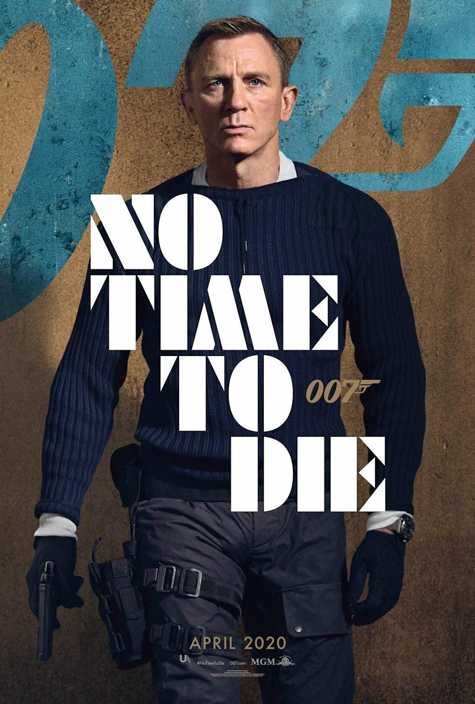 No Time To Die (Photo: Universal)