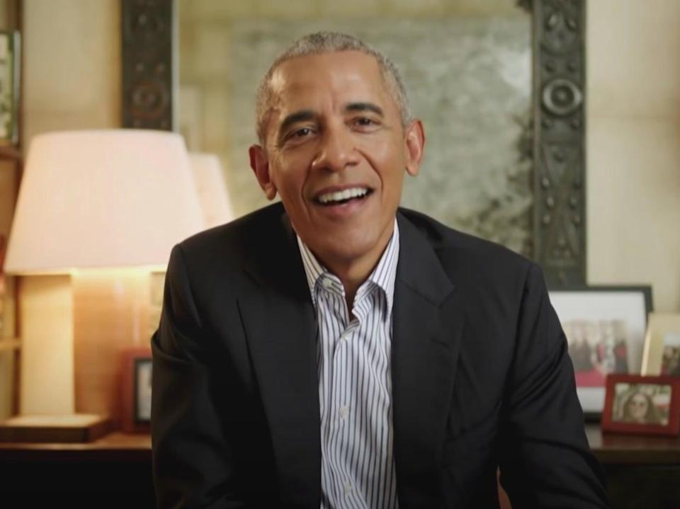 Barack Obama en The Late Late Show con James Corden (YouTube/ The Late Late Show with James Corden)