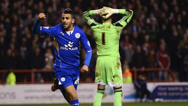 <p>Leicester signed Riyad Mahrez from French club Le Havre in January 2014 for £400,000. </p> <br><p>At the time, the Foxes were riding high in the Championship. He scored three goals during the second half of the season as Leicester were promoted the the Premier League as champions. </p> <br><p>After playing an integral part in the 'Great Escape' season of 2014/2015, Mahrez was named PFA player of the Year in the next season as Leicester shocked the world by becoming Premier League champions. Mahrez scored 17 goals and provided 11 assists for the foxes that season. </p> <br><p>Speculation now is that if Leicester were to sell, they would demand at least £50m for the Algerian. It's fair to say that £400,000 was a good investment.</p>