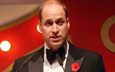 The Duke of Cambridge - Credit: Frank Augstein/AP