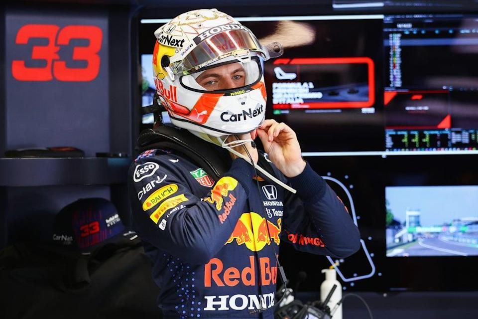 Verstappen has been involved in two crashes with Hamilton this season (Getty Images)