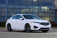 "<p>Acura's smallest offering, the <a href=""https://www.caranddriver.com/acura/ilx"" rel=""nofollow noopener"" target=""_blank"" data-ylk=""slk:ILX"" class=""link rapid-noclick-resp"">ILX</a>, rolls over for 2021 mostly unchanged. Its price is now just above $27,000, which still places it at the top of this list as the least expensive luxury-branded vehicle on sale in the U.S. by our measure. The styling update it received in 2019 still gives it a snappy, fresh look next to its luxury competitors, but its infotainment is getting outdated. And although its <a href=""https://www.caranddriver.com/reviews/a24281156/2019-acura-ilx-a-spec-drive/"" rel=""nofollow noopener"" target=""_blank"" data-ylk=""slk:performance is lackluster"" class=""link rapid-noclick-resp"">performance is lackluster</a>, the price makes it a compelling sedan.</p><ul><li>Engines: 201-hp 2.4-liter inline-four </li><li>Cargo space: 12 cubic feet </li></ul><p><a class=""link rapid-noclick-resp"" href=""https://www.caranddriver.com/acura/ilx/specs"" rel=""nofollow noopener"" target=""_blank"" data-ylk=""slk:MORE ILX SPECS"">MORE ILX SPECS</a></p>"