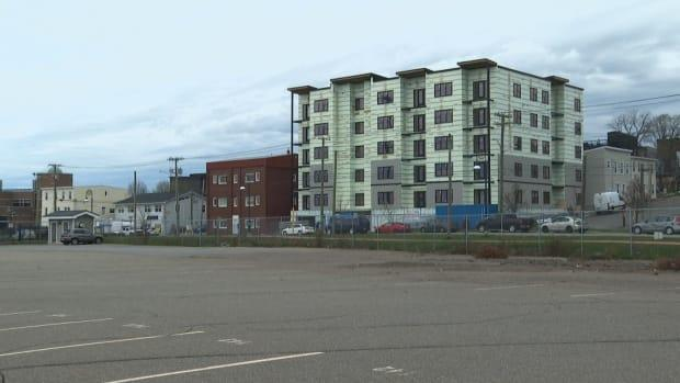 The 29-unit development on Lower Cove Loop will have to be re-sided after the planning advisory committee rejected the proposal to use metal siding.