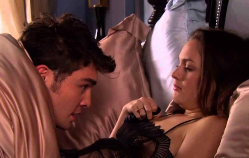 It's been known for pushing the boundaries, but even Gossip Girl had to cut out one seriously steamy sex scene during its time on air. Source: The CW