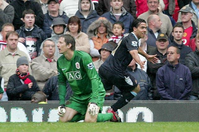 Carlos Tevez's goals, including the winner at Manchester United on the final day of the 2006-07 season, helped keep West Ham in the Premier League