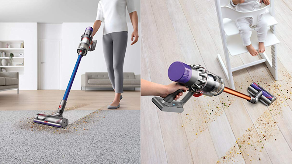 Best gifts for women: Dyson vacuum