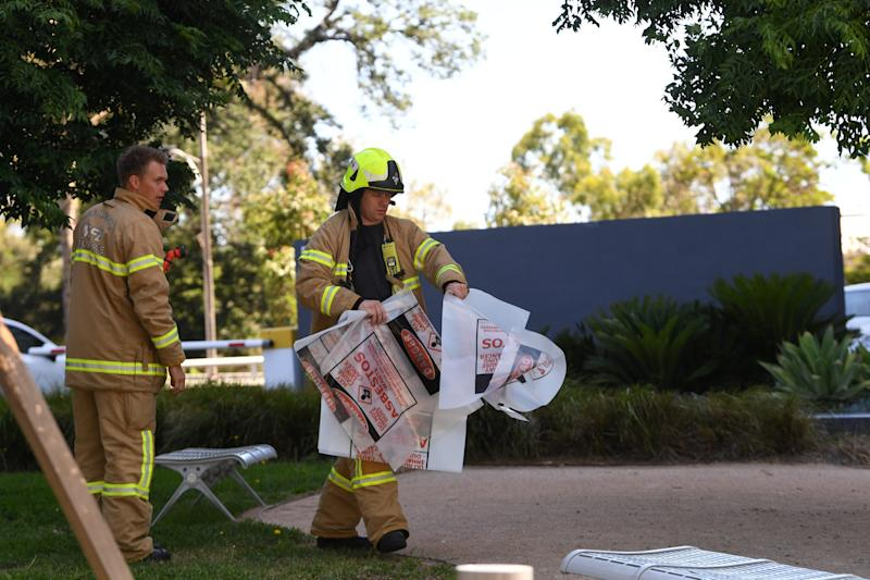Suspicious packages sent to embassies in Australia